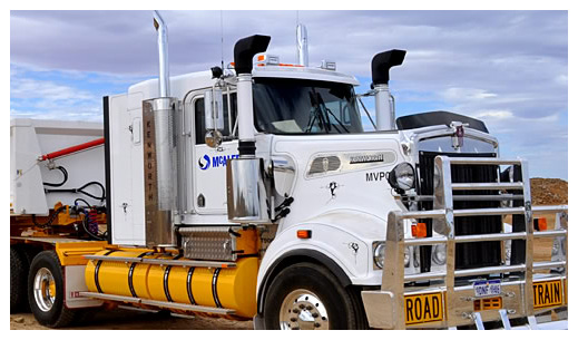 Transport software for heavy haulage