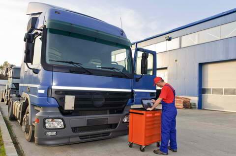 Truck Fleet Maintenance Software - Freight2020 TMS