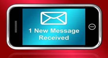 New automatic email notifications feature within Freight2020