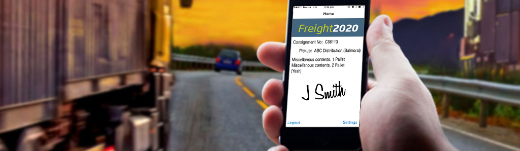 Freight2020 Driver Mobility