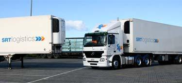 Global spotlight on Australia's SRT Logistics and the Freight2020 transport management system