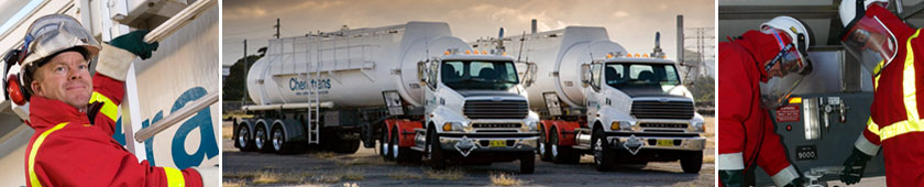 Chemtrans bulk tanker specialists