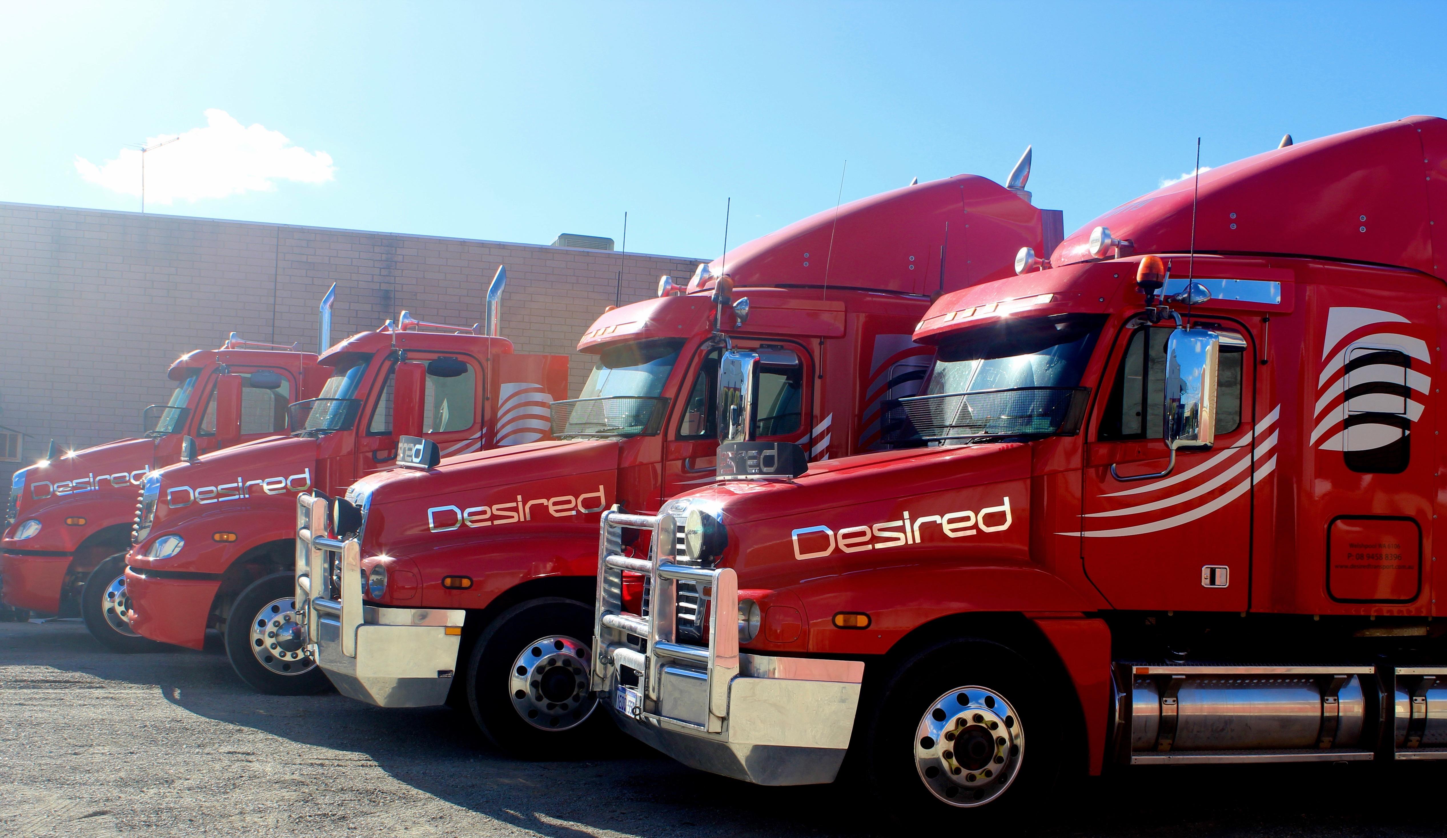 Desired Transport