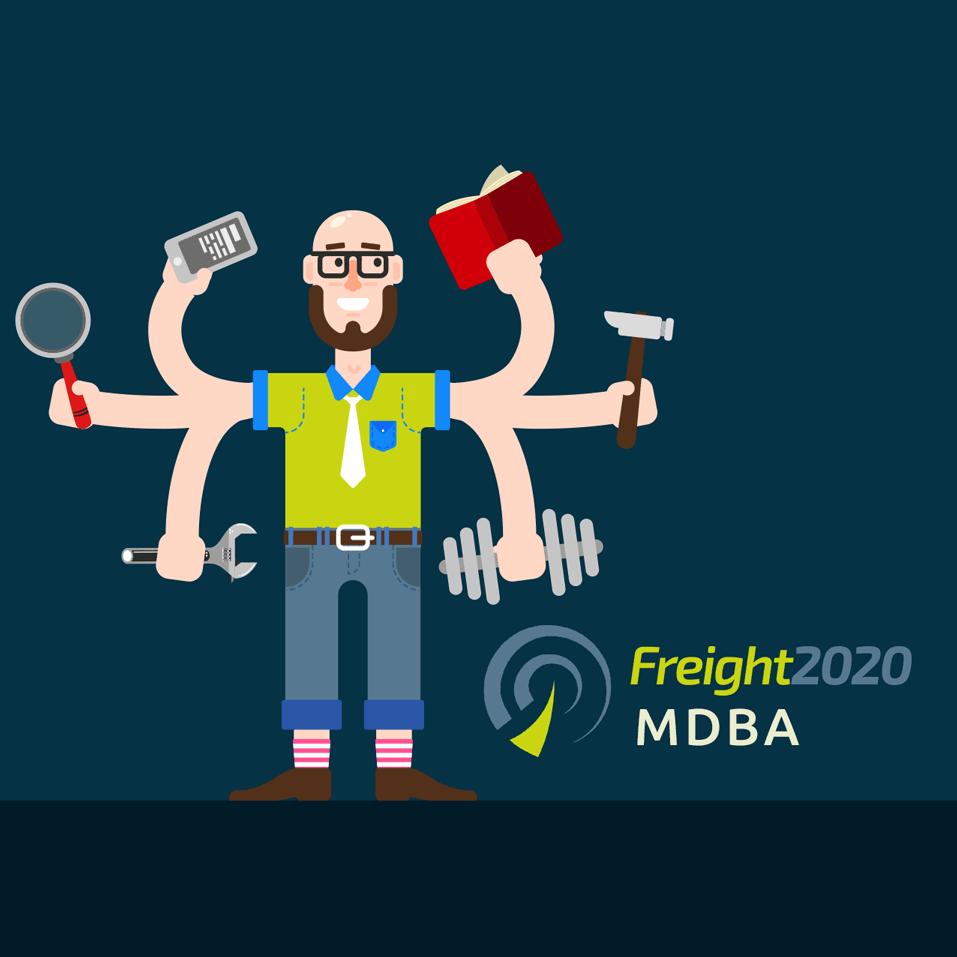 CMS launches Freight2020 MDBA at Progress Exchange Sydney