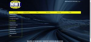 MWT Online Customer Portal