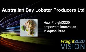 ABLP presentation at Freight2020 VISION 2017